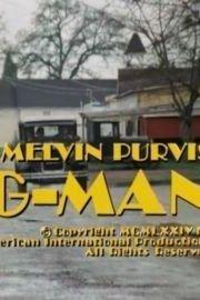 Melvin Purvis: G-Man