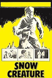 The Snow Creature