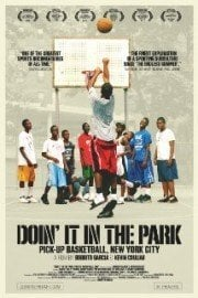 Doin' It in the Park: Pick-Up Basketball, New York City
