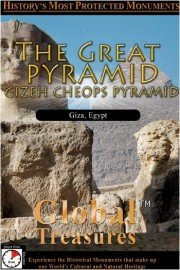 Global Treasures: The Great Pyramid - Gizeh Cheops Pyramid Egypt