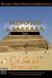 Global Treasures: Memphis & Sakkara - Egypt