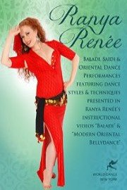 Baladi, Saidi & Oriental Dance al videos by Ranya Renee