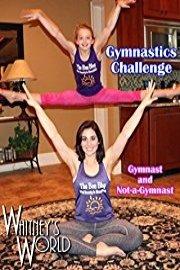 Gymnastics Challenge - Gymnast and Not-a-Gymnast