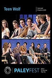 Teen Wolf: Cast and Creators Live at PaleyFest LA 2015