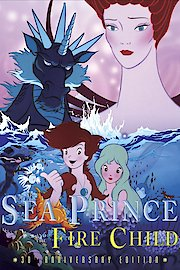 The Sea Prince and the Fire Child