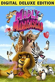 DreamWorks Madly Madagascar Digital Deluxe Edition