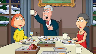 Watch Family Guy Season 16 Episode 9 - Don't Be a Dickens a... Online