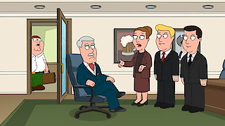Watch Family Guy Season 15 Episode 8 - Carter and Tricia Online