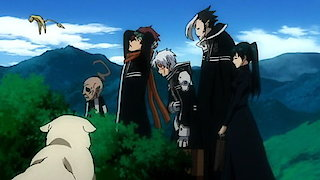 Watch D. Gray-Man Season 2 Episode 47 - The Crystal Girl Online