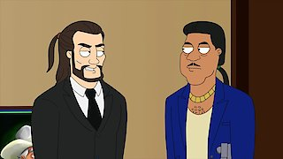 Watch American Dad! Season 12 Episode 18 - The Long Bomb Online