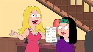 Watch American Dad! Season 13 Episode 7 - Death by Dinner Part...Online