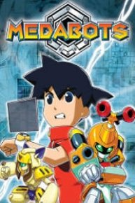 Medabots English Dub
