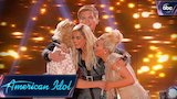 Watch American Idol - Bebe Rexha and the Top 3 Sing