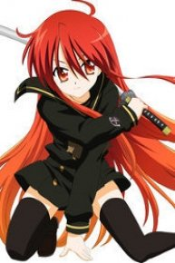 Shakugan No Shana Second