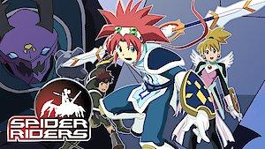 Watch Spider Riders Season 2 Episode 22 - Mantid?s Trap Online