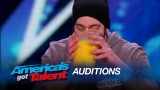 Watch America's Got Talent - Patrick Bertoletti: Judges Help Extreme Eater Devour 120 Raw Eggs - America's Got Talent 2015 Online
