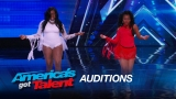 Watch America's Got Talent - Gem City Jewels: Sassy Singers Add Nick Cannon to Their Group - America's Got Talent 2015 Online