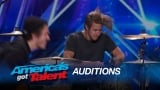 Watch America's Got Talent - 3 Shades of Blue: Pop Rock Band Covers Nina Simone's