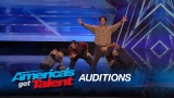 Watch America's Got Talent - DADitude!: Dancing Dads Perform With Attitude - America's Got Talent 2015 Online