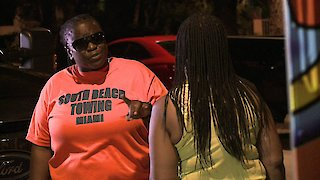 Watch South Beach Tow Season 7 Episode 8 - Towyard of Terror Online