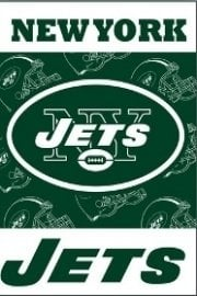 NFL Follow Your Team - New York Jets