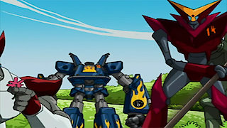 Watch Megas XLR Season 2 Episode 10 - A Clockwork Megas Online