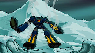 Watch Megas XLR Season 2 Episode 9 - Ice Ice Megas Online