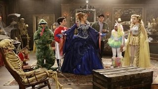 Watch Jessie Season 6 Episode 18 - The Ghostess With Th...Online