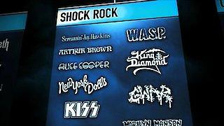 Watch Metal Evolution Season 1 Episode 9 - Shock Rock Online