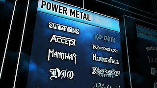 Watch Metal Evolution Season 1 Episode 10 - Power Metal Online