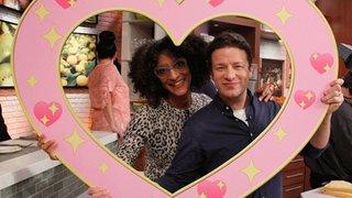 Watch The Chew Season 5 Episode 93 - $10 Potluck! Online