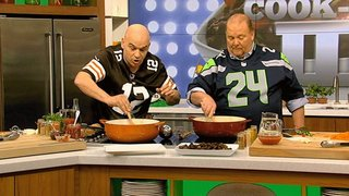 Watch The Chew Season 5 Episode 98 - Game Day Game Plan Online