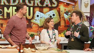 Watch The Chew Season 5 Episode 100 - The Ultimate Mardi G... Online