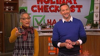 Watch The Chew Season 6 Episode 63 - The Chew's Holiday C... Online