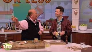 Watch The Chew Season 6 Episode 110 - Luxury Meals for Les... Online