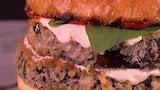 Watch The Chew - Michael's Fried Eggplant Sandwiches with Harissa Online