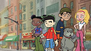 Watch American Dragon: Jake Long Season 2 Episode 33 - Being Human Online