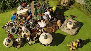 Watch Shaun the Sheep Season 4 Episode 9 - The Stare/Picture Pe... Online