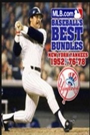 New York Yankees 1952, '76-'78