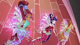 Watch Winx Club Season 6 Episode 5 - The Golden  Auditori... Online