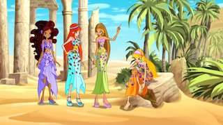 Watch Winx Club Season 6 Episode 9 - The Lost Library Online