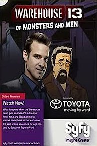 Warehouse 13: Of Monsters and Men