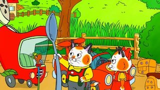 Watch Busytown Mysteries Season 2 Episode 22 - The Mystery Invitati... Online