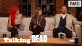 Watch Talking Dead - 'Althea's Magic Camera, John Dorie's Layered Clothing, & More' Fan Questions Ep. 821 | Talking Dead Online