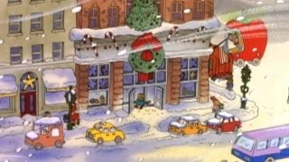 Watch Busy World of Richard Scarry Season 5 Episode 12 - The Mystery of the S... Online