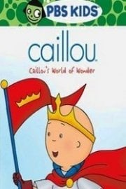 Caillou: Caillou's World of Wonder