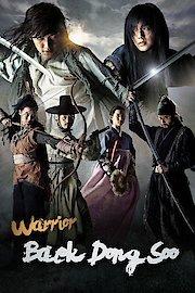 Warrior Baek Dong Soo