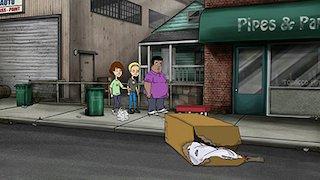 Watch Unsupervised Season 1 Episode 13 - Reggie Dog Bites Online