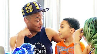 Watch T.I. & Tiny: The Family Hustle Season 6 Episode 4 - A Major Project Online