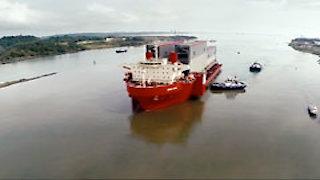 Watch Modern Marvels Season 19 Episode 1 - Panama Canal Supersi... Online